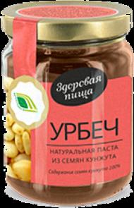УРБЕЧ натуральная паста из семян кунжута, 280 гр